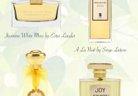 perfumes con aroma a jazmín