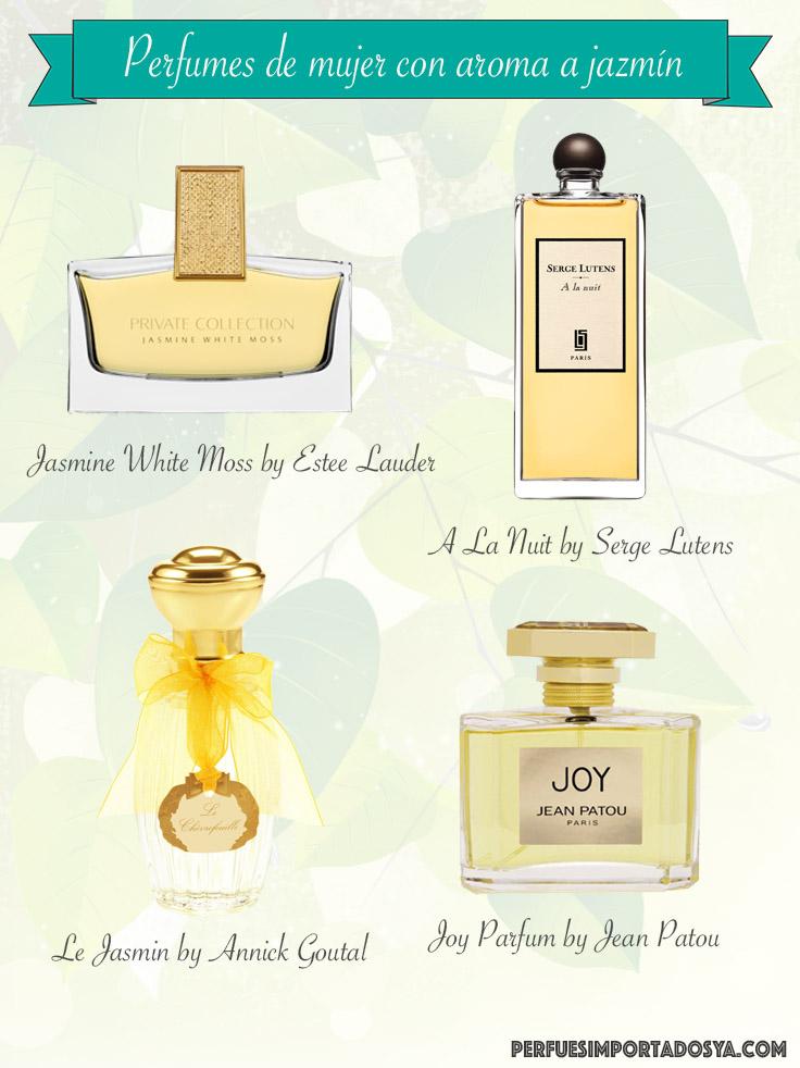 perfumes femininos com aroma a jasmim