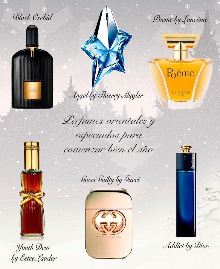perfumes orientales