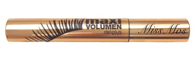 rímel Mercadona maxi volumen
